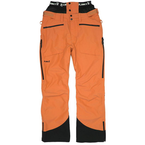 Planks Tracker Insulated Mens Pants Lifeboat Orange