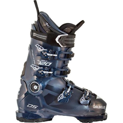 Dalbello DS Asolo 120 GW Mens Ski Boots 2021 Dark Blue/Blue