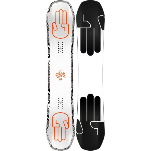 Bataleon Evil Twin Ltd Wide Mens Snowboard 2021 156cm W