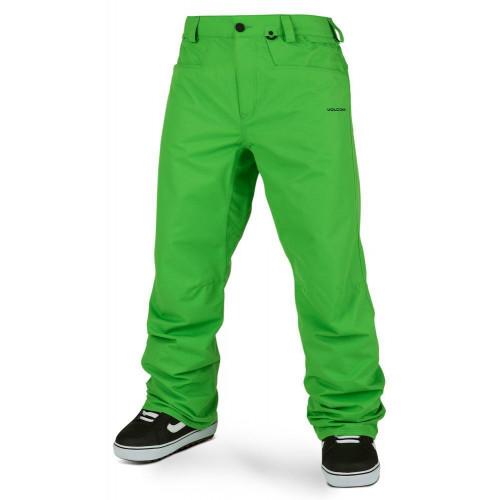 Volcom Carbon Men's Pants Green