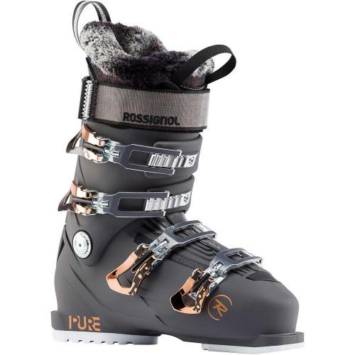 Rossignol Pure Pro 100 2019 Womens Ski Boots Graphite
