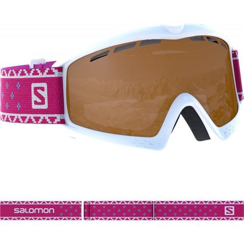 Salomon Kiwi Access Goggles White