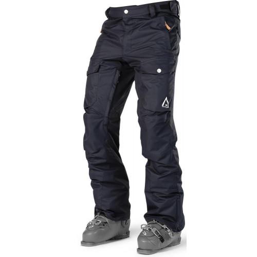 Wear Colour Shadow Mens Pants Black 2020