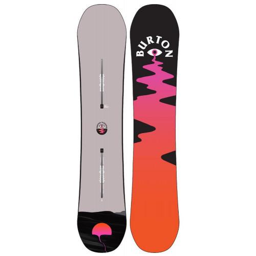 Burton Yeasayer Flying V Womens Snowboard 2021 144cm