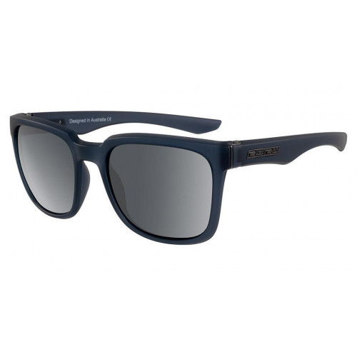 Dirty Dog Blade Sunglasses Xtal Dark Grey - Grey Polarised Lens