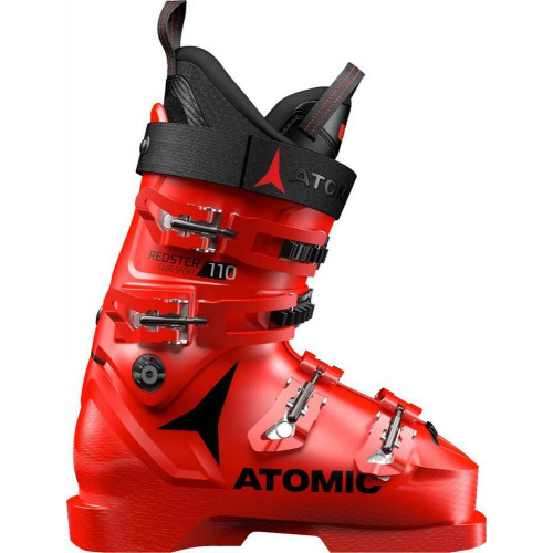 Atomic Redster Club Sport 110 2018 Ski Boots Red