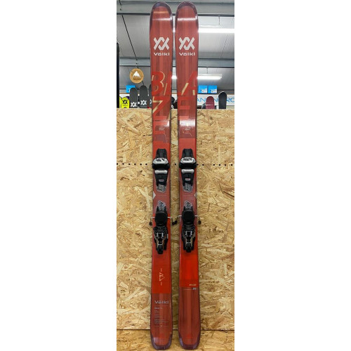 Volkl Blaze 94 2021 Ex-Demo Mens Skis + Marker Griffon 13 TCX D Bindings 179cm