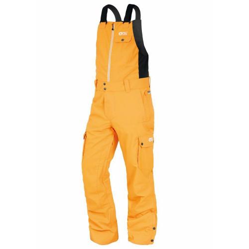 Picture Charles Men's Bib Pants Yellow