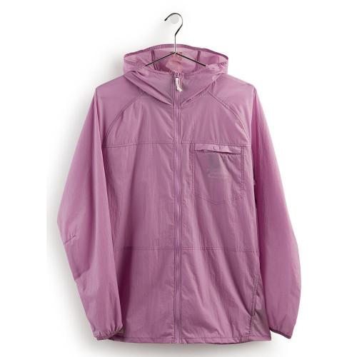 Burton Men's Portal Lite Rain Jacket Dusty Lavender