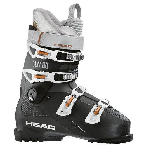 Head Edge LYT 80 W Womens Ski Boots 2021 Black/Copper