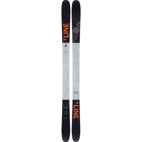 Line Tom Wallisch Pro Skis 164cm & Warden 11 MNC DT Bindings