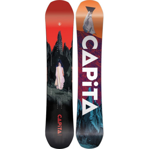 Capita Defenders Of Awesome - D.O.A. Mens Snowboard 2021 152cm