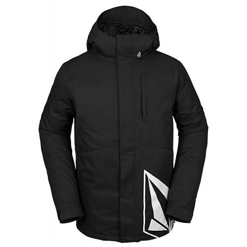 Volcom 17Forty Ins Men's Jacket Black