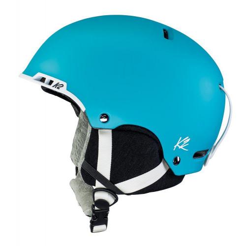 K2 Meridian Womens Ski + Snowboard Helmet Teal 2020