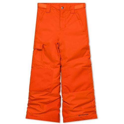 Columbia Bugaboo II Junior Pants State Orange