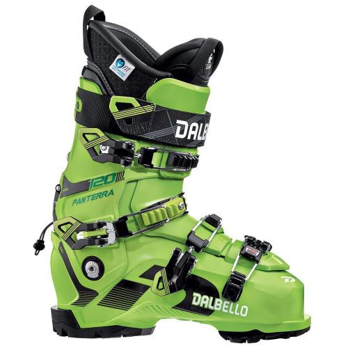 Dalbello Panterra 120 GW Mens Ski Boots 2020 Lime/Lime