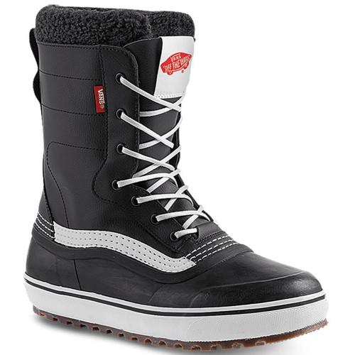 Vans Standard MTE Mens Snow Boots Black/White