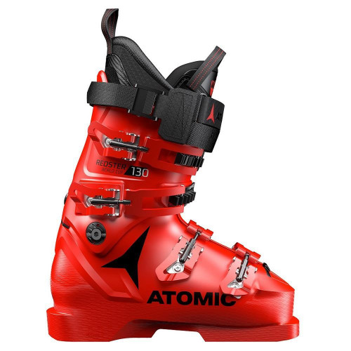 Atomic Redster World Cup 130 2018 Ski Boots Red