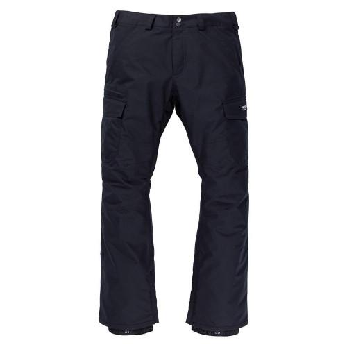 Burton Cargo Mens Pants - Regular Fit - True Black
