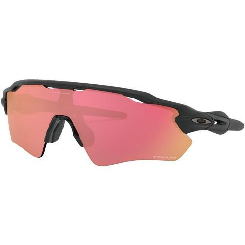 Oakley Radar EV Path Sunglasses Matt Black - PRIZM Snow Torch Lens
