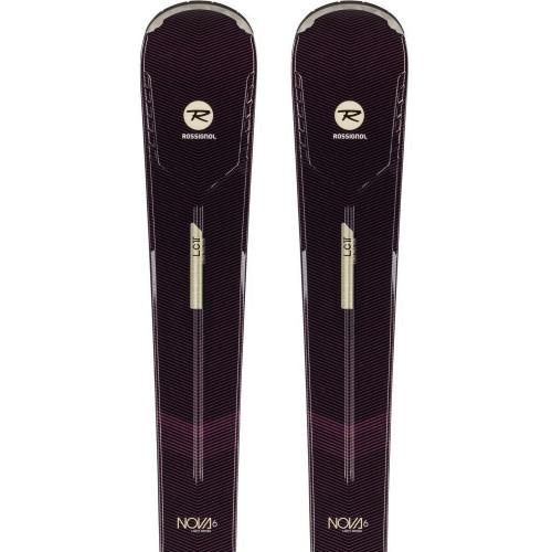 Rossignol Nova 6 2021 Women's Skis + Xpress W 11 GW Bindings