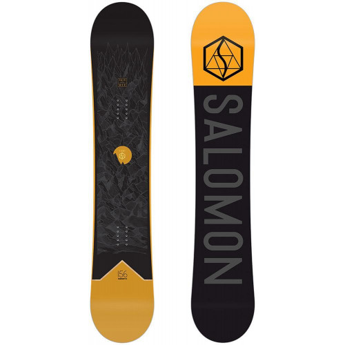 Salomon Sight Snowboard 2020 162cm Wide
