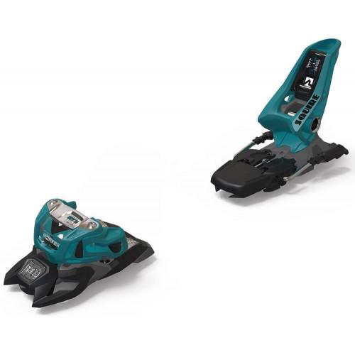 Marker Squire 11 ID Ski Bindings Teal/Black