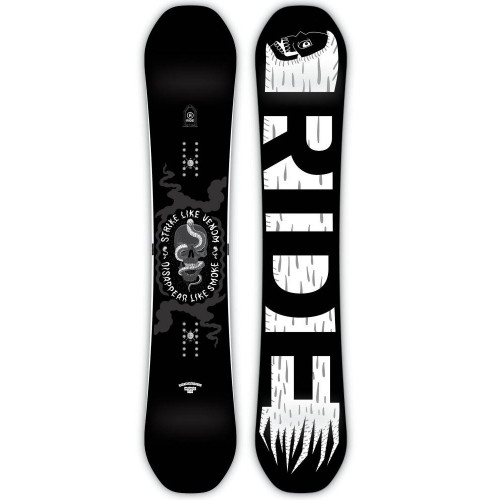 Ride Machete 2019 Snowboard 158cm