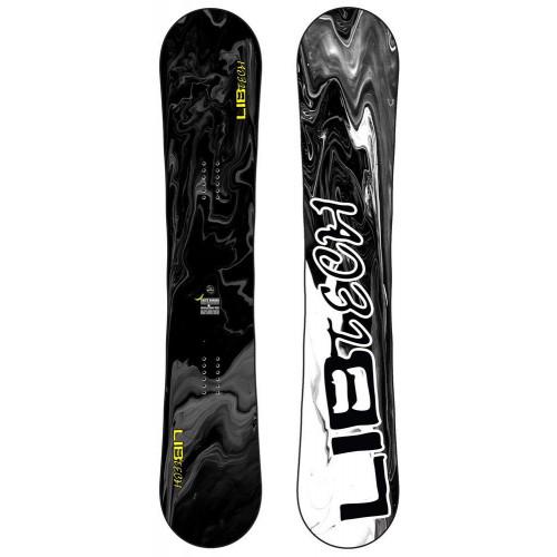 Lib Tech Skate Banana BTX Mens Snowboard Stealth/Blacked Out 2021 156cm