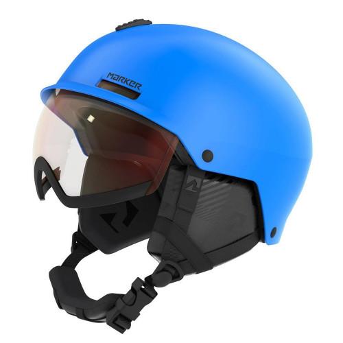 Marker Vijo Junior Ski + Snowboard Helmet Blue