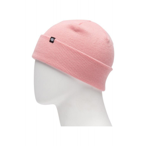 686 Unisex Standard Roll Up Beanie Dusty Pink