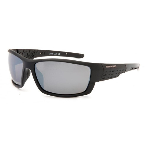 Bloc Delta Sunglasses Matt Black - Polarised Grey Lens