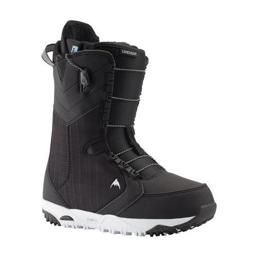 Burton Limelight Womens Snowboard Boots Black 2021