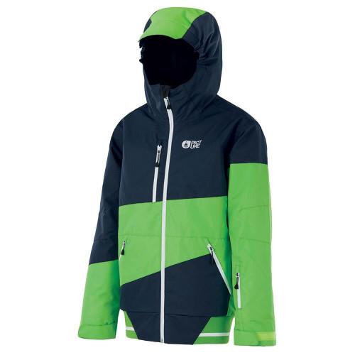 Picture Slope Junior Jacket Green