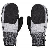 Volcom Stay Dry GORE-TEX Men's Mitts Black Check