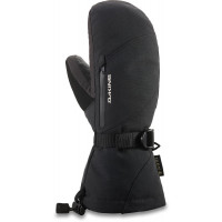 Dakine Leather Sequoia Gore-Tex Womens Mitts Black