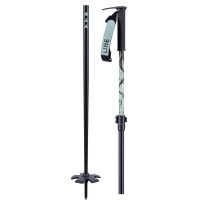 Line Pollards Paintbrush Adjustable Ski Poles Black Out