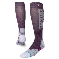 Stance OG Snow Unisex Ski & Snowboard Socks Black