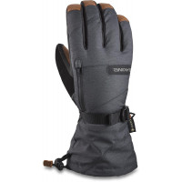 Dakine Leather Titan Gore-Tex Mens Gloves Carbon