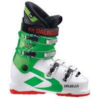 Dalbello DRS 60 Junior Ski Boots 2021 White/Race Green