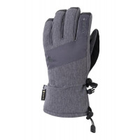 686 Men's GORE-TEX Linear Gloves Grey Melange