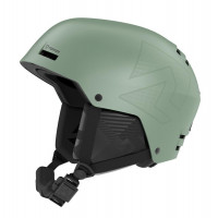 Marker Squad Unisex Ski + Snowboard Helmet Dark Green