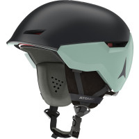 Atomic Revent+ LF Womens Ski + Snowboard Helmet Grey/Mint Sorbet