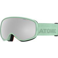 Atomic Count S Stereo Womens Goggles Mint Sorbet - Silver Stereo Cat.2 Lens