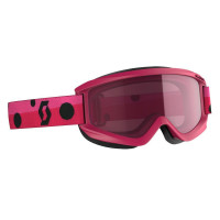 Scott Jr Agent Junior Goggles Pink - Enhancer Lens