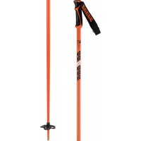 K2 Freeride 18 Ski Poles Orange