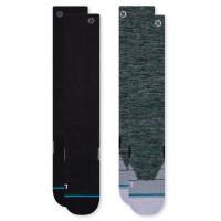 Stance Essential Snow 2 Pack Unisex Ski & Snowboard Socks Multi