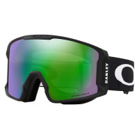 Oakley Line Miner XL Goggles Matte Black-Prizm Snow Jade Lens