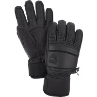Hestra Leather Fall Line Gloves Black