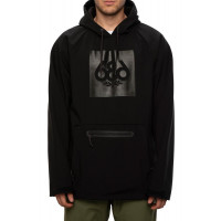 686 Men's Waterproof Hoody Black
